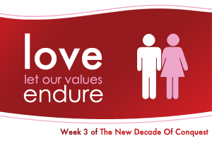 LOVE – Let Our Values Endure