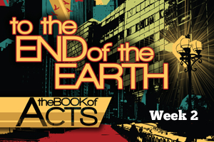 ACTS – Wk. 2