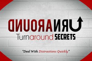 Turnaround Secrets – Pt. 3