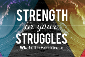 Strength in Your Struggles – Wk. 1