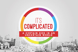 It's Complicated – Wk. 1