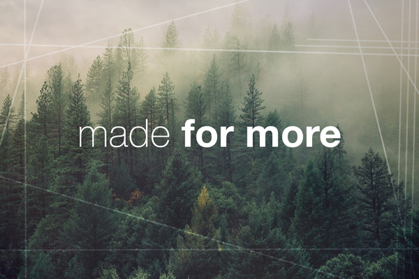 Made for More – Wk. 1