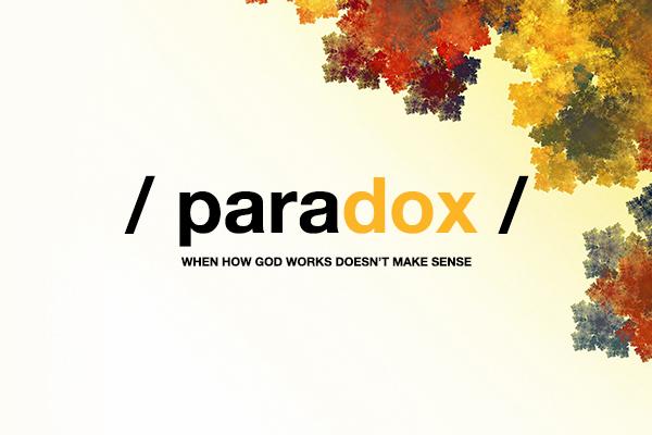 Paradox – Wk. 2